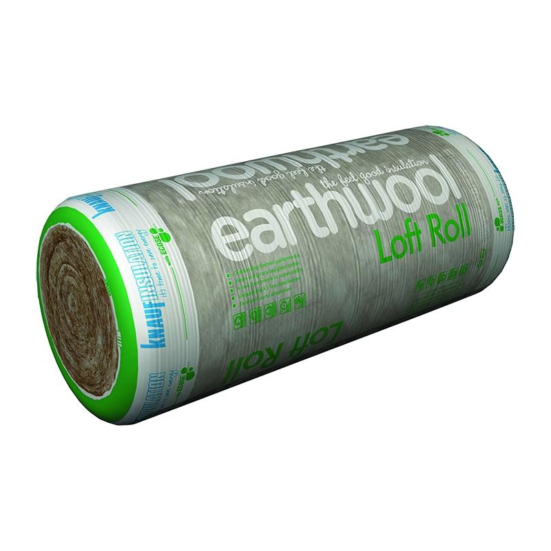 100mm Knauf Earthwool Acoustic Roll 2x 600mm X 9 17m 11