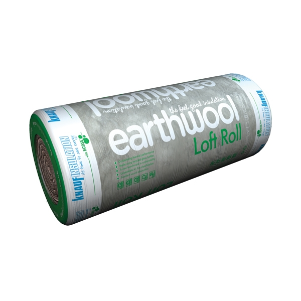 150mm Knauf Earthwool Combi Cut Loft Insulation Roll 44