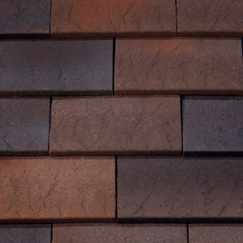 Marley Clay Plain Hawkins Eaves Tile Fired Sienna