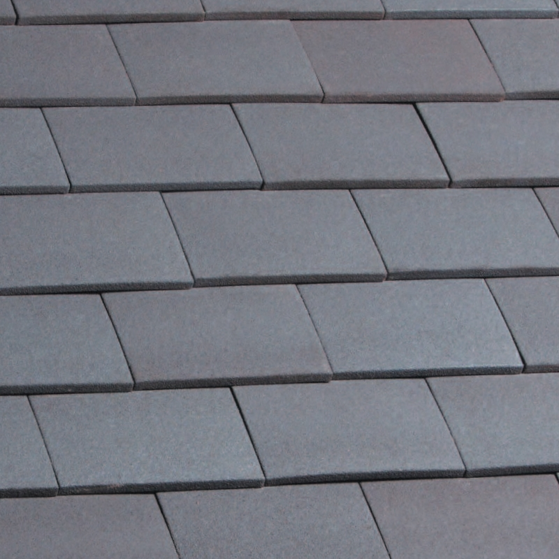 Marley Clay Plain Hawkins Roof Tile Staffordshire Blue