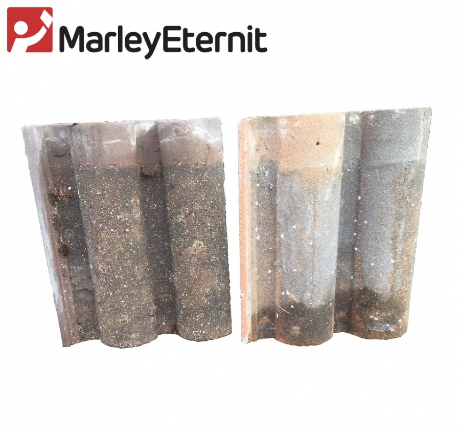 Marley Eternit Reclaimed Bold Roll Concrete Tile Roofing