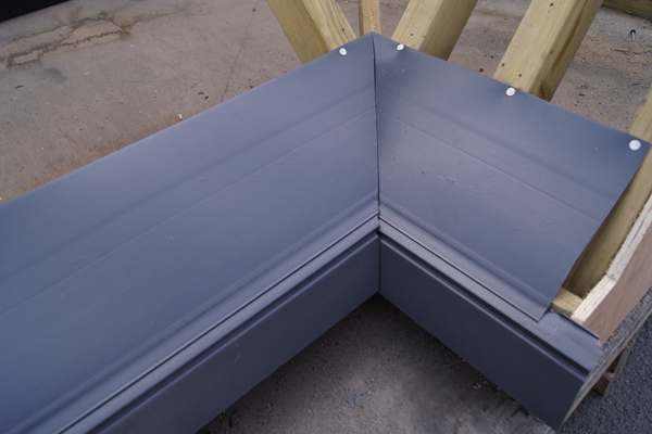 Permavent Easy Tray Eaves Protector For Low Pitch Roofs