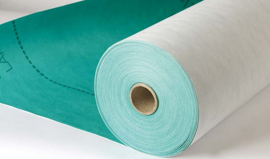 Daltex Roofshield Air Vapour Permeable Breather Membrane 50m X 1m Roofing