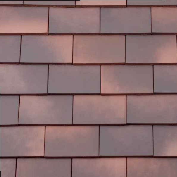 Redland Rosemary Clay Classic Roof Tile Smooth Medium