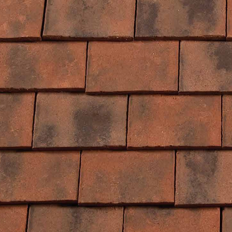 Redland Rosemary Clay Craftsman Roof Tile Sanded Albury