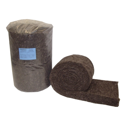 Sheepwool insulation optimal roll 9m x 380mm x 50mm 10 for Sheeps wool insulation prices