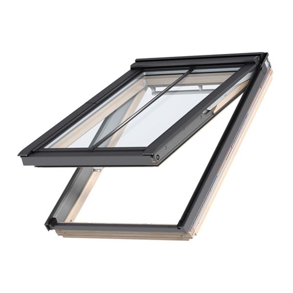 velux gpl pk08 3070 pine top hung window laminated 94cm. Black Bedroom Furniture Sets. Home Design Ideas