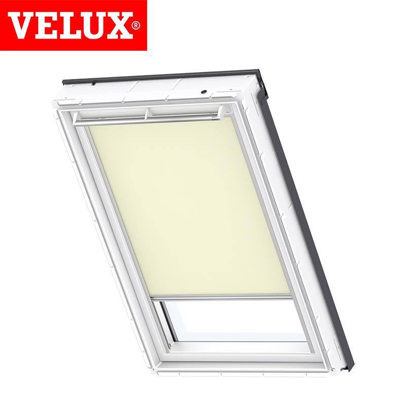 velux manual roller blind rfl mk04 1086 beige roofing. Black Bedroom Furniture Sets. Home Design Ideas