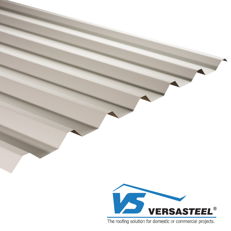 Aluminium Cladding Without Silicon : Metal clad sheet box profile m ft