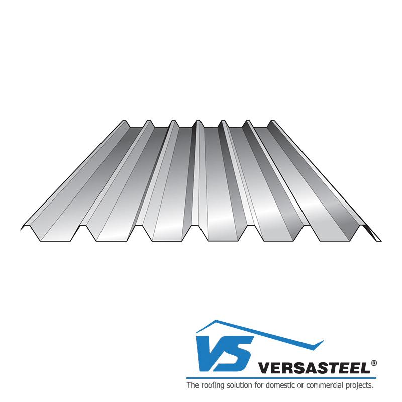Aluminium Cladding Up Box : Metal clad sheet box profile m ft mm