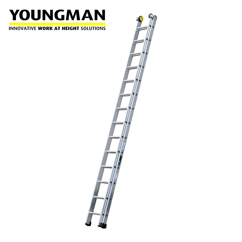 Youngman Industrial 500 2 Section Extension Ladder 4 86m