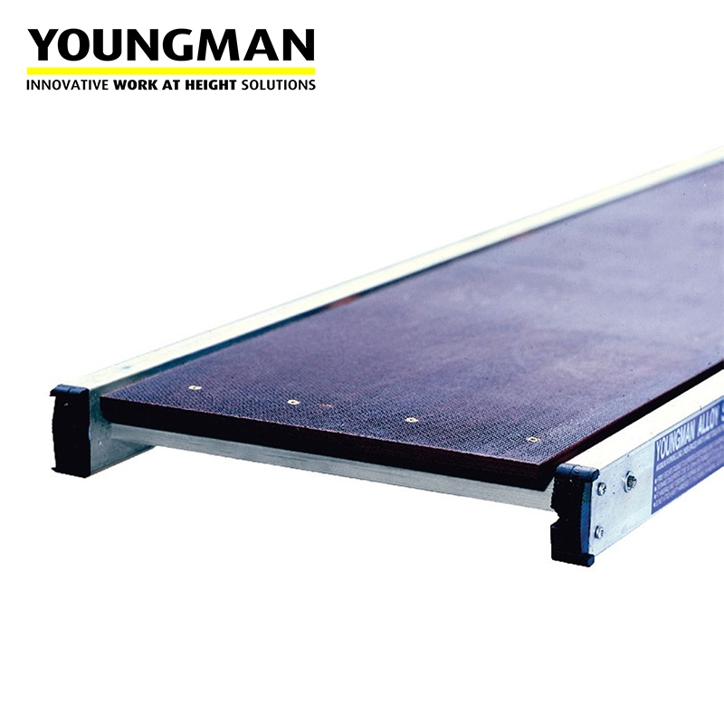 Youngman Light Weight Staging Board Slip Resistant Deck
