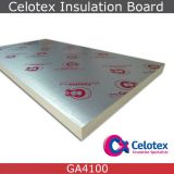 Celotex GA4100 Zero ODP Rigid Insulation Board 100mm x 1200mm x 2400mm