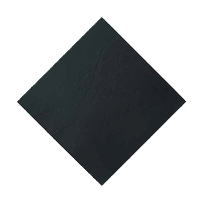Cembrit Zeeland 600mm x 600mm Man Made Fibre Cement Slate - Blue/Black