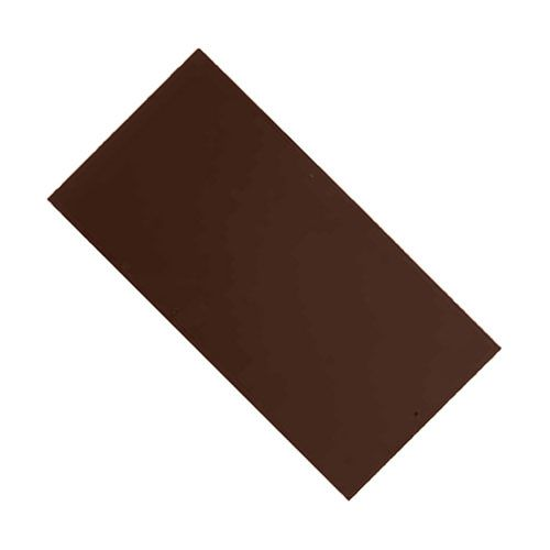 Cembrit Jutland 600mm x 300mm Man Made Fibre Cement Slate - Aut/Brown