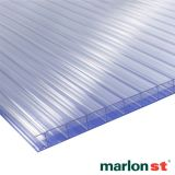 Marlon 16mm Clear Triplewall Polycarbonate Sheet 4000mm x 1600mm