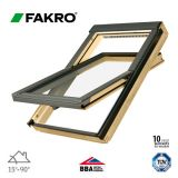 FTP - V U3/12 Fakro Roof Window Pine Centre Pivot - 134cm x 98cm