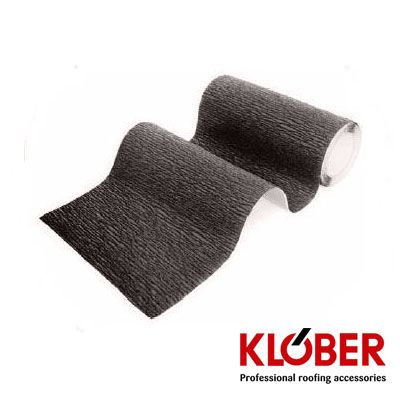 Klober Easy Form Plus Self Adhesive Flashing - 250mm x 5m Lead Grey