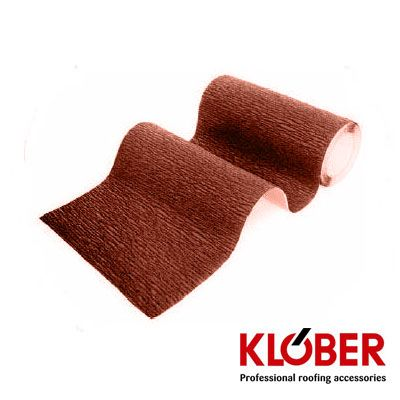Klober Easy Form Plus Self Adhesive Flashing - 300mm x 5m Terracotta