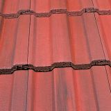 Marley Ludlow Major Roof Tile - Old English Dark Red