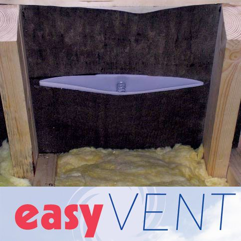 Easy Vent Loft Vent (BBA Approved)