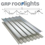 GRP Cape Fort Translucent Roof Sheets (Class 1)
