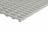 DukMat 14mm Linear TPO Rooftop Walkway (White) ~ 750mm x 10m Roll
