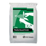 British Gypsum Thistle Board Finish Plaster 25kg