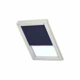 VELUX Electric Blackout Blind DML MK04 1100 - Dark Blue