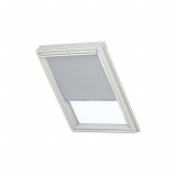 VELUX Electric Blackout Blind DML MK04 1705 - Light Grey