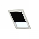VELUX Electric Blackout Blind DML MK04 3009 - Black