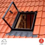VELUX GVT 103 0059Z Side Hung Outward Opening Rooflight - 54cm x 83cm