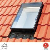 VELUX GVK 0000Z Side Hung Outward Opening Rooflight - 46cm x 61cm