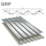 GRP Cape Fort Grey Roof Sheets (Class 1)