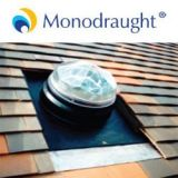 Monodraught Diamond Dome Flexi Sunpipe 300mm Plain Tile Roof Kit