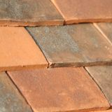 Marley Canterbury Handmade Clay Plain Roof Tile - Canterbury Mix