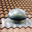Diamond Dome Sunpipe 230mm Bold Rolled Tiled Kit Up To 45dg Pitch