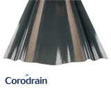 Harcon Corodrain AX24 Heavy Duty A-Type Universal Valley Trough - 2.4m