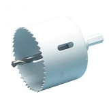 Bi-Metal Holesaw 70mm Round / Circular Soffit Cutter (with Drill Bit)