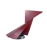 Stealth Model 180 Steel Chimney Cowl 115mm to 180mm - Terracotta