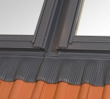 RoofLITE 66cm x 118cm 2x Flashings Side by Side for Slates and Tiles