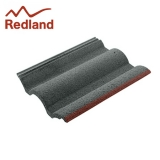 Redland Regent Concrete Profiled Roof Tile Smooth - Breckland Black
