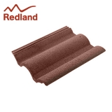 Redland Regent Concrete Profiled Roof Tile Smooth - Breckland Brown