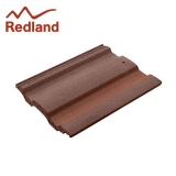 Redland Renown Concrete Profiled Roof Tile Breckland Brown - Pallet of 240