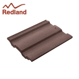 Redland Renown Concrete Profiled Roof Tile Brown - Pallet of 240