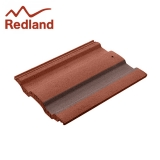 Redland Renown Concrete Profiled Roof Tile Farmhouse Red - Pallet of 240