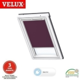 VELUX Electric Blackout Blind DML MK04 4561 - Dark Purple