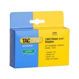 Tacwise 14mm Staples for Z3 Staple & Nail Tacker - Box of 2000
