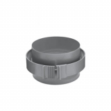 Ducting Ventilation Rigid Insulated Ductwork Connector - 180mm