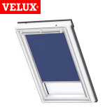 VELUX Manual Blackout Blind DKL C02 2055 - Blue